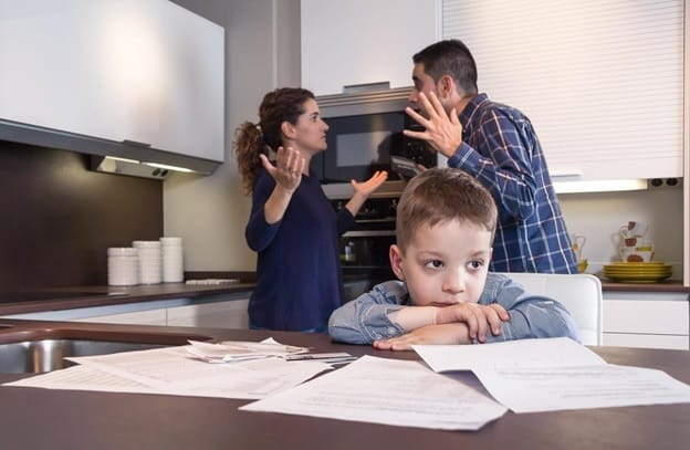 family lawyer for child custody in Denton, TX