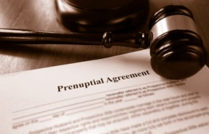 Prenuptial Property Agreements in Frisco, McKinney, and Dallas, TX - Woods, May & Matlock