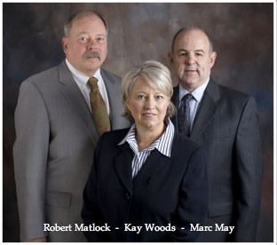 Robert Matlock-Kay Woods-Marc May